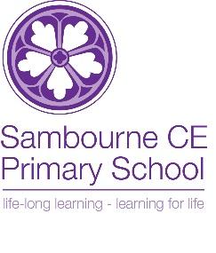 Sambourne CE VC Primary School, Warminster, Wiltshire